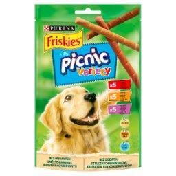 Picnic Variety Karma dla psów  (15 sztuk)