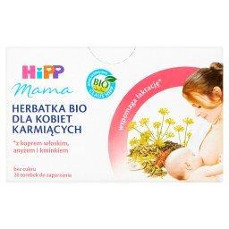BIO Mama Herbatka dla kobiet karmiących 30 g (20 torebek)