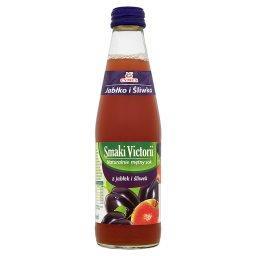 Smaki Victorii Naturalnie mętny sok z jabłek i śliwek