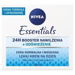Essentials Lekki krem na dzień cera normalna i mieszana
