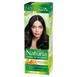 Naturia color Farba do włosów czarny bez 243