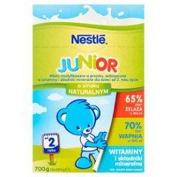 Junior Mleko modyfikowane dla dzieci od 2. roku życi...