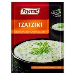 Pikantny sos czosnkowy tzatziki