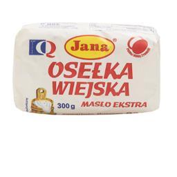 Osełka wiejska masło extra 300 g