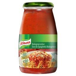 Sos do spaghetti bolognese z pomidorami bazylią i oregano