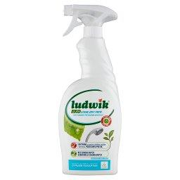 Ekologiczny płyn do kabin prysznicowych o zapachu cytrusów i eukaliptusa