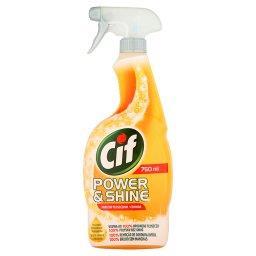 Power & Shine Przeciw tłuszczowi Spray