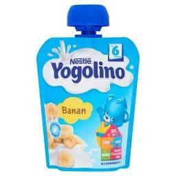 Yogolino Deserek owocowo-mleczny banan po 6 miesiącu