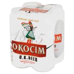 O.K. Beer Piwo jasne