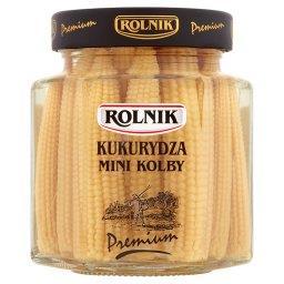 Premium Kukurydza mini kolby