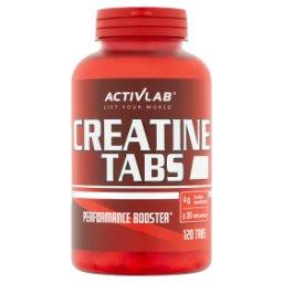 Creatine Tabs Suplement diety  (120 sztuk)