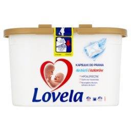 Hipoalergiczne kapsułki do prania do bieli i kolorów 228 ml