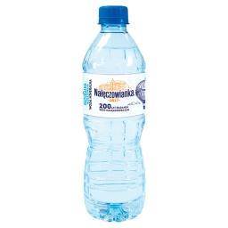 Naturalna woda mineralna niegazowana 0,5 l