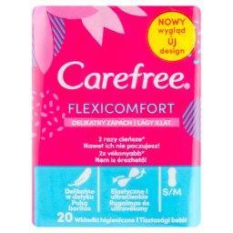 FlexiComfort Wkładki higieniczne delikatny zapach 20...