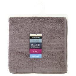 Ręcznik łazienkowy 50 cm x 90 cm szary