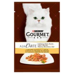 A la Carte Karma dla kotów z indykiem w bukiecie z jarzyn