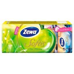 Softis Limited Edition Chusteczki higieniczne 10 paczek po 9 sztuk