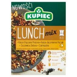 Lunch Mix Kasza gryczana kasza jęczmienna soczewica zielona czarnuszka 400 g