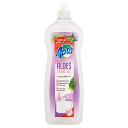 Balsam do mycia naczyń aloes sensitive