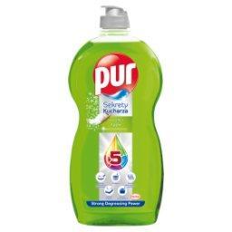 Sekrety Kucharza Apple Płyn do mycia naczyń