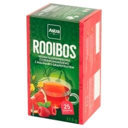 Rooibos Herbata ekspresowa Rooibos z malinami i grapefruitem 37,5 g ()