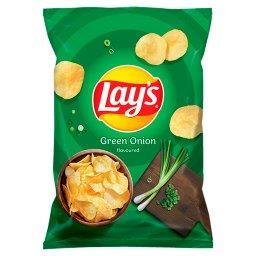 Chipsy ziemniaczane o smaku zielonej cebulki