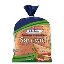 Sandwich z ziarnami Chleb