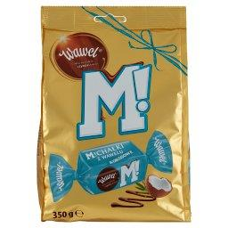 Michałki z u Kokosowe Cukierki w czekoladzie