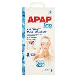 Ice Chłodzący plaster żelowy 2 sztuki