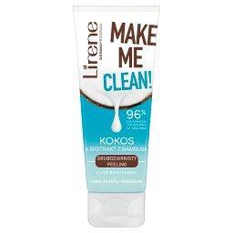 Make Me Clean! Gruboziarnisty peeling kokos & ekstra...