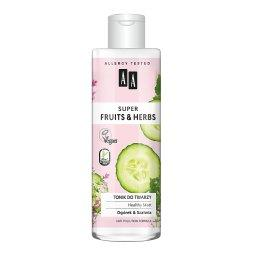 Super Fruits&Herbs tonik do twarzy healthy matt 200 ml
