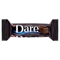Dare Wafel w czekoladzie z kremem czekoladowym