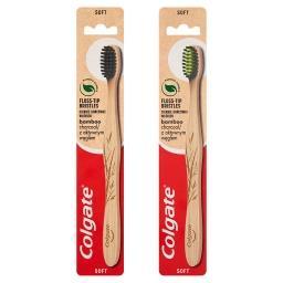 Bamboo Charcoal Szczoteczka do zębów miękka