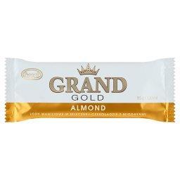 Grand Gold Lody waniliowe w mlecznej czekoladzie z migdałami