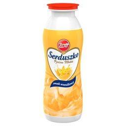 Serduszko Pyszne Mleko smak waniliowy