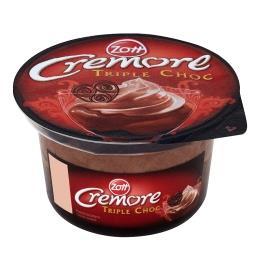 Cremore Triple Choc Deser czekoladowy