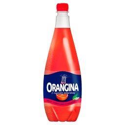 Napój gazowany smak czerwonej pomarańczy