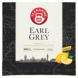 Earl Grey Lemon Mieszanka herbat czarnych 165 g (100 x )