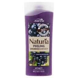 Naturia Peeling drobnoziarnisty czarna porzeczka