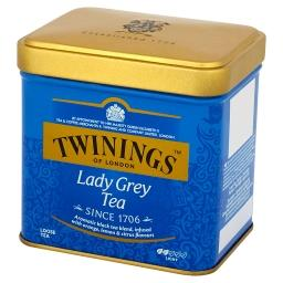 Lady Grey Czarna herbata liściasta z aromatem owoców cytrusowych