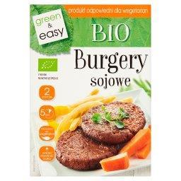 Bio burgery sojowe 160 g