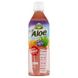 Premium My Aloe Napój z aloesem o smaku jagodowym