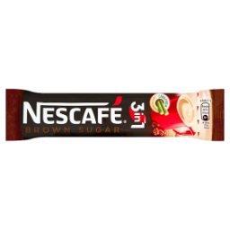 3in1 Brown Sugar Rozpuszczalny napój kawowy z brązowym cukrem