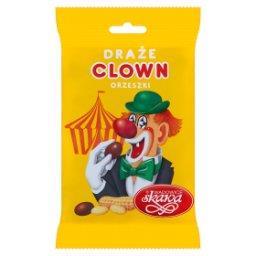 Clown Draże orzeszki
