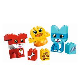 Klocki Lego Duplo Moje pierwsze zwierzątka 10858