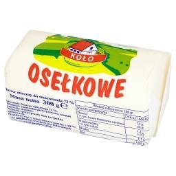 Osełkowe Tłuszcz mleczny do smarowania