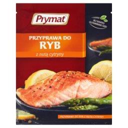 Przyprawa do ryb z nutą cytryny