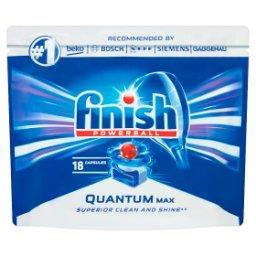 Quantum Max Regular Kapsułki do mycia naczyń w zmywarce  (18 sztuk)