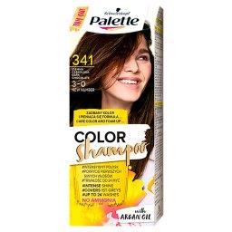 Color Shampoo Farba do włosów ciemna czekolada 341 (...