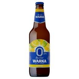 Radler Piwo bezalkoholowe z lemoniadą cytrusową
